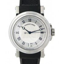 Breguet Marine Big Date 5817st Steel, Rubber, 39mm