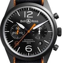 Bell & Ross Vintage Men's Watch BRV126-O-CA