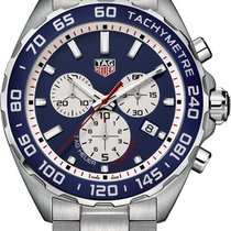 TAG Heuer Formula 1 Chronograph Mens Red Bull Watch caz1018.ba...