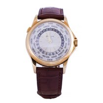 Patek Philippe 5130J World Time Yellow gold