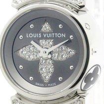 Louis Vuitton Polished Louis Vuitton Tambour Bijou Diamond...