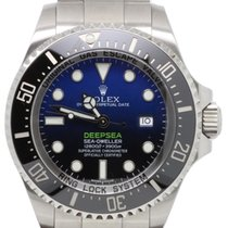 Rolex Sea dweller Deep Sea 116660 D-BLUE