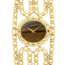 Piaget 9801V26 Unusual Link in Yellow Gold - on YG Integrated...