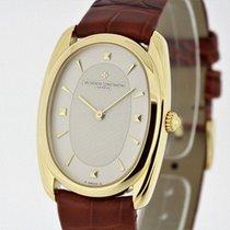 Vacheron Constantin Les Historiques 31110 1995 18K Gold Papers...