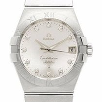 Omega 123.10.38.21.52.001 Constellation Co-Axial 38MM Diamond...