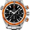Omega SEAMASTER PLANET OCEAN MIDSIZE CHRONOGRAPH WATCH