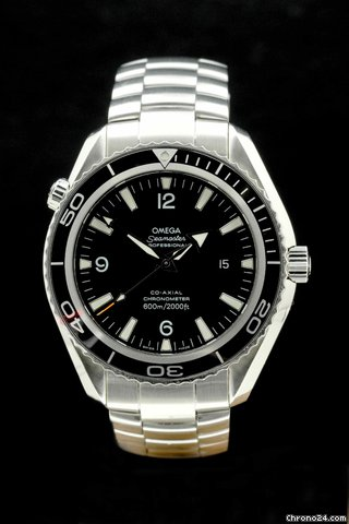 "Omega Seamaster Professional ""Planet Ocean"" Co-Axial"