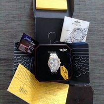Breitling Chronomat Gold/Steel/Diamonds