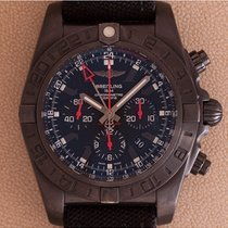 Breitling Chronomat Blacksteel Limited GMT