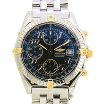 Breitling Chronomat B13350 In Steel And Gold, 39mm