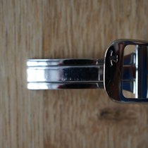 Jaeger-LeCoultre 16mm WHITE GOLD Folding Clasp faltschliesse...