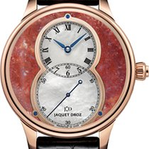 Jaquet-Droz Grande Seconde Red Moss Agate