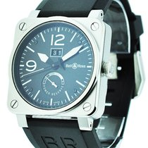 Bell & Ross BR03-90-S BR03-90 Power Reserve and Big Date...