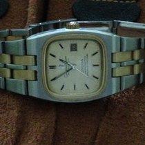 Omega Constellation Automatic Chronometer 14K Gold & Steel...