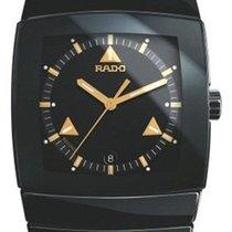 Rado Sintra XXL Black Dial Black Ceramic Men's Watch