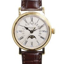 Patek Philippe New  Grand Complications Gold White Automatic...