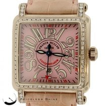 Franck Muller Conquistador Cortez 10000 L Sc Custom Diamonds...