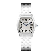 Cartier Tortue Manual Ladies Watch Ref W1556365