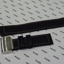 Panerai Black Textile Strap with Buckle