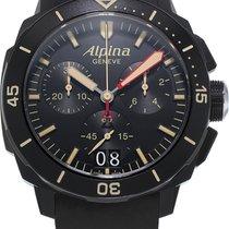 Alpina Seastrong Diver 300 AL-372LBBG4FBV6