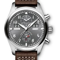 IWC Pilot's Perpetual Calendar Digital Date-Month Spitfire S