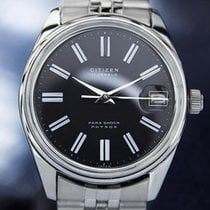 Citizen Men's Rare Vintage 1960's Large 38mm Phynox...