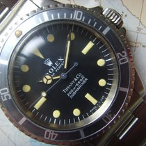 勞力士 (Rolex) Submariner Meters First Tiffany Dial