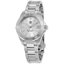TAG Heuer Aquaracer Silver Dial Ladies Watch WAY1311.BA0915