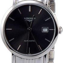 Longines Women's L43104726 Elegant Swiss Watch L4.310.4.72...