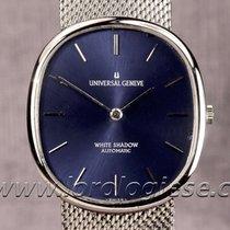 Universal Genève White Shadow Automatic Ellipse Watch Ref....