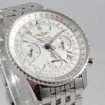 Breitling Navitimer Chronometer Full Set Stahl
