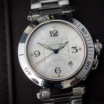 Cartier Pasha Date Automatic
