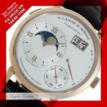 A. Lange & Söhne Grosse Lange 1 Mondphase Rosegold 139.032