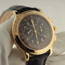 Patek Philippe Yellow Gold Chronograph 5070J