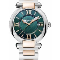 Chopard 388532/6007 Imperiale - Round in 2-Tone - Steel and...