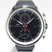 IWC Portugieser Yacht Club Chronograph