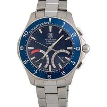 TAG Heuer Aquaracer Calibre S Regatta Men's Watch – CAF7110.BA...