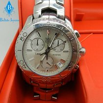 TAG Heuer LINK ALL STEEL  CHRONOGRAPH