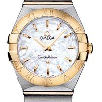 Omega Constellation Brushed 24mm 123.20.24.60.05.002