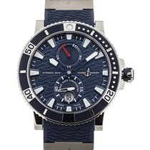Ulysse Nardin Marine Diver 45 Automatic Power Reserve