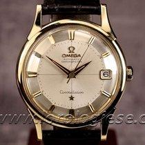 Omega 1961 Constellation Piepan Ref. 14393 18kt. Gold Chronome...