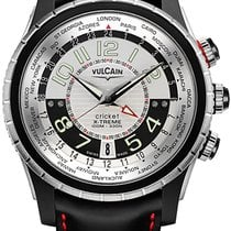 Vulcain Aviator Cricket GMT Extreme 161925.163CF