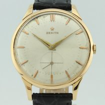 Zenith Vintage Manual Winding 18k Gold