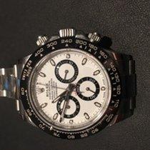 Rolex Cosmograph Daytona White Dial Céramic like New
