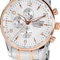 Jacques Lemans London 1-1844L Herrenchronograph Klassisch...