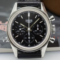 TAG Heuer CS3111 Carrera 1964 Heuer Re Edition SS (25343)
