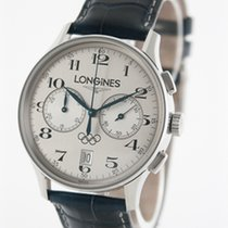 Longines Herrenarmbanduhr Chrono