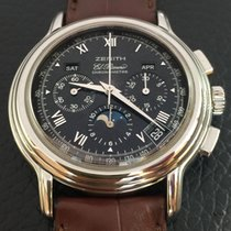 Zenith Chronomaster  100% full set,stainless steel Ref.02.0240...