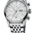 Oris Artelier Chronograph Stainless Steel