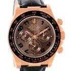 Rolex Cosmograph Daytona 18k Rose Gold Everose Watch 116515ln...